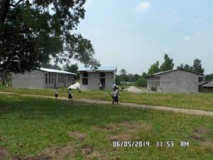 Complexe scolaire de Ngemina (Feshi)(en construction)
