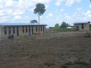 Inst. ITAV Kidumba (Kahemba) en construction