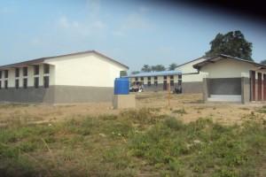Complexe scolaire Kimvuka (Feshi) après l'intervention du projet