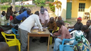 Elaborazione di un piano CARG a Inongo